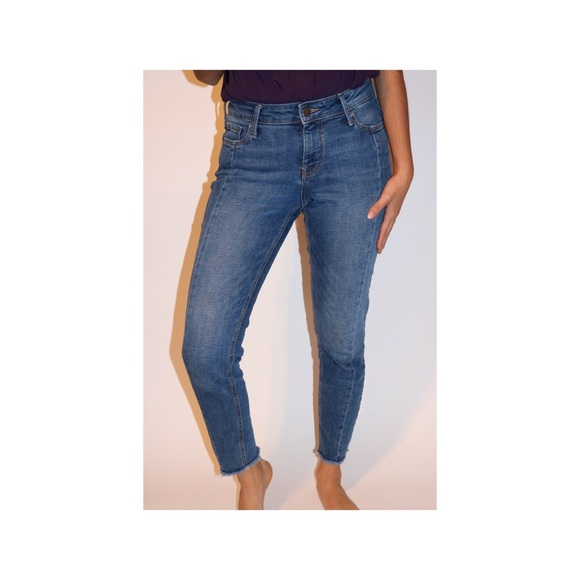 56de99f887f Old Navy Jeans | Cute Distressed Fringe At Bottom Of Pants | Poshmark